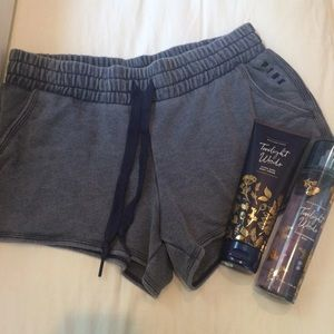 NWT PINK by Victoria's Secret Shorts & Body Set